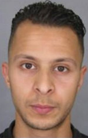This undated file photo provided by French Police shows 26-year old Salah Abdeslam, who is wanted by police in ...