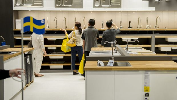 Navigating Ikea may no longer require a trip to the shop.