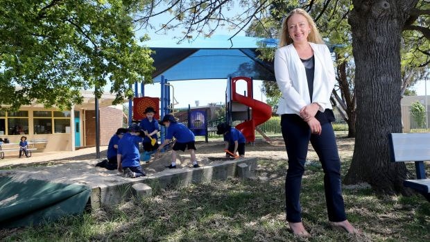 Making a difference: Dr Kylie Jackson is head of the Cheshire School that takes children for 18 months to try to change ...