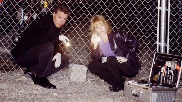 Gil Grissom (William Petersen) and Catherine Willows (Marg Helgenberger) are back as central characters in the finale, ...