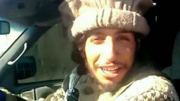 Abdelhamid Abaaoud, the suspected mastermind of the Paris attacks.