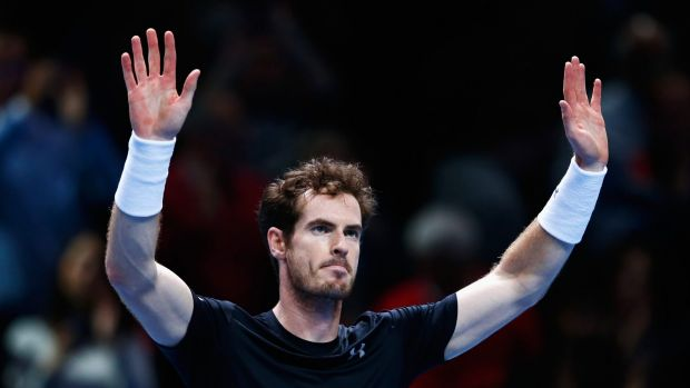 Andy Murray is in sight of the No.2 ranking.