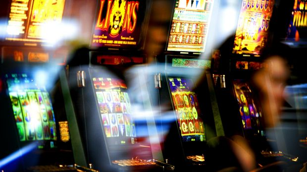 In Fairfield, pokie gamblers pushed $7.6 billion through 3300 machines during 2014-15.
