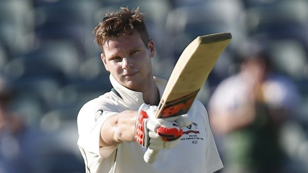 Big 2015: Steve Smith finished the year as the leading Test run scorer.