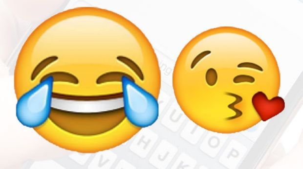 'Laughing face with tears of joy' emoji was named Word of the Year this year.