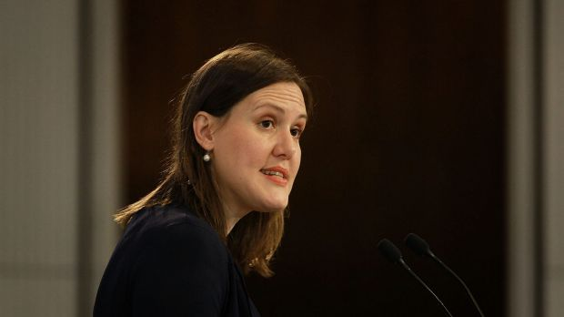Assistant Treasurer Kelly O'Dwyer.