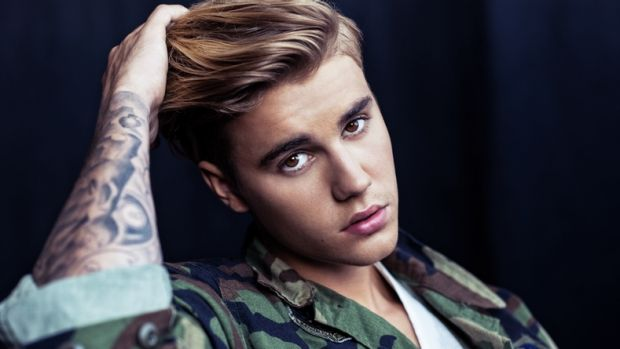 Justin Bieber, whose popularity has been exploited by Islamic State in a bid to reach his huge online audience.