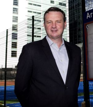 Sydney Business Chamber's western Sydney director David Borger says a 15-minute rail link would be a game changer.
