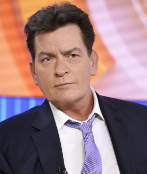 'I am here to admit I am HIV positive,' actor Charlie Sheen tells NBC's Today show.