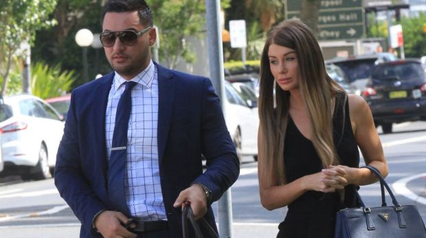 Salim and Aysha Mehajer.