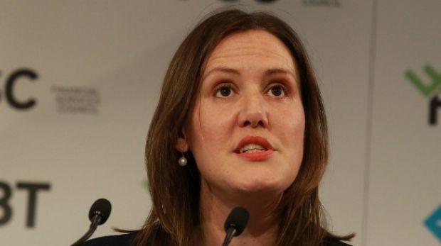 Assistant Treasurer Kelly O'Dwyer says the legislation will ease the burden on small business.