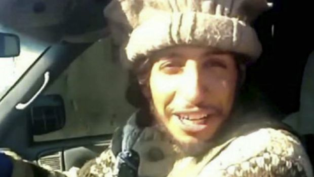 Killed in the Saint-Denis siege ... the suspected architect of the Paris attacks Abdelhamid Abaaoud.