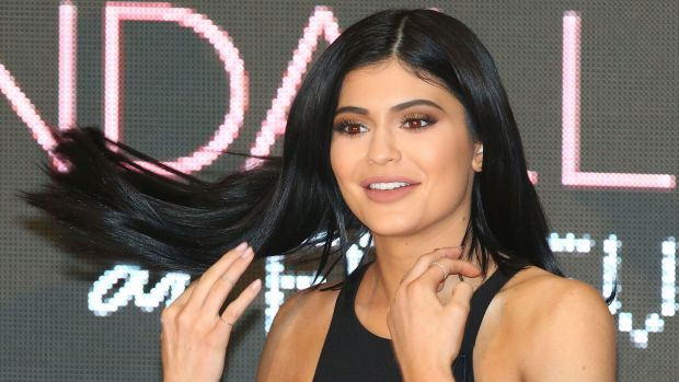 Kylie Jenner's new Lip Kit By Kylie sold out in minutes.