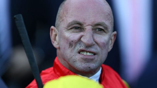 Character: the retired Jim Cassidy after his Sydney Cup triumph on 40/1 outsider Grand Marshal in April.