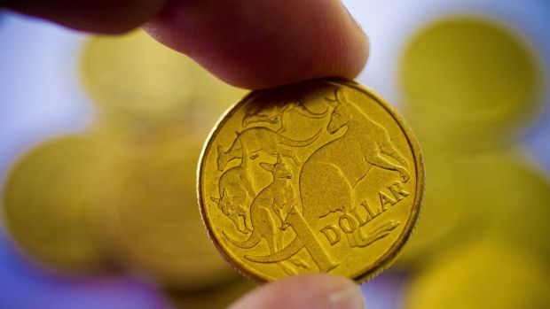 The Aussie dollar is trading at a four-month low - but that's more because of general risk aversion than due to the jobs ...