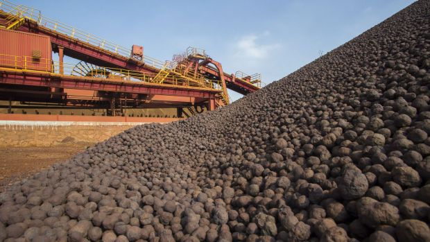 Look for the upside in faltering Chinese demand for steel.