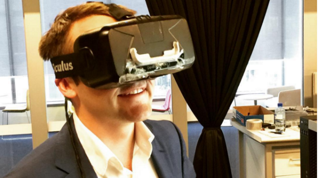 Wyatt Roy has an eye for innovation.