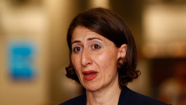 In December, Gladys Berejiklian warned there were signs the NSW property market was cooling and growth from residential ...