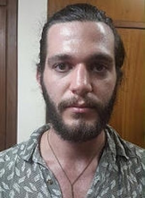Bolivian media have published this unverified photo of Australian Julian Giovanni Vicenzo Musumeci.