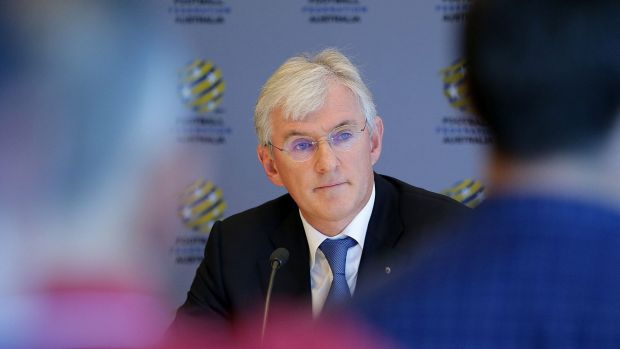 Plenty to discuss: New FFA chairman Steven Lowy meets his board for the first time on Monday.
