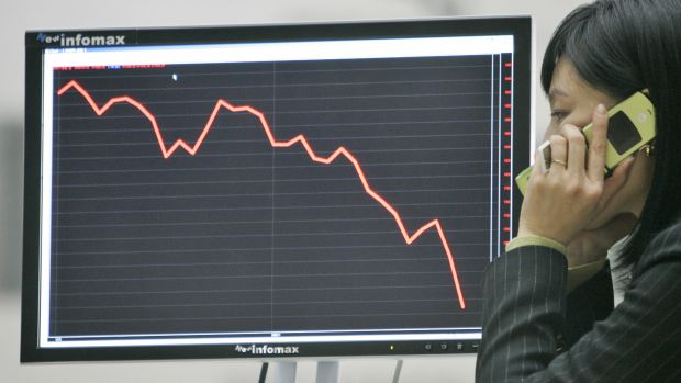 The market has a 2008 global crisis feel about it, but without the underlying causes.