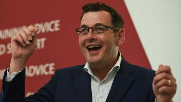 Daniel Andrews has voted for Victorian artists for the Triple J Hottest 100.