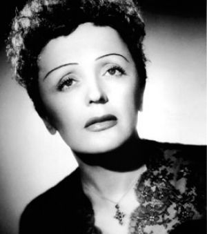 French singer Edith Piaf died in 1963.