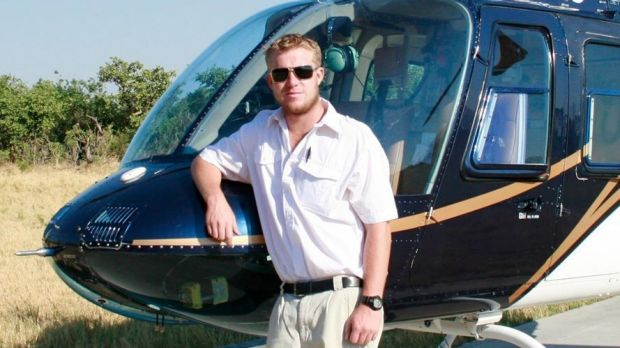 Mitch Gameren, the pilot who died in a helicopter crash in New Zealand.