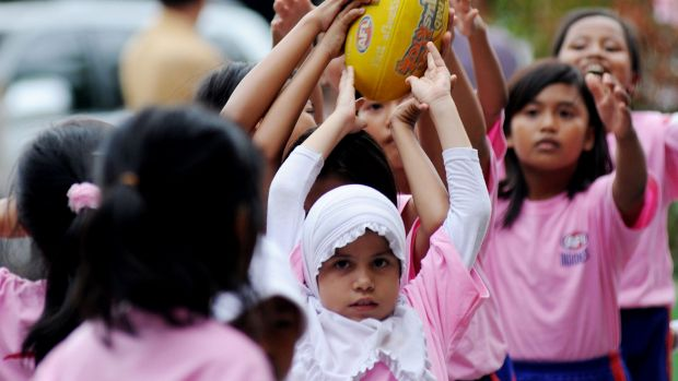 For the past 10 years AFL Indonesia has been running free football clinics in schools and orphanages in Jakarta, Bogor, ...