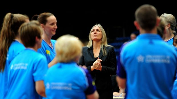 The Canberra Capitals have started a review into its operations on and off the court.