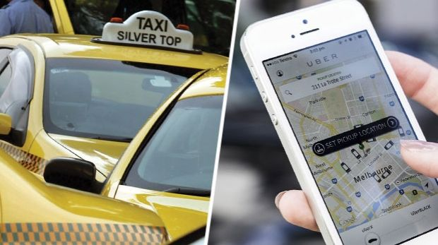 Despite the taxi industry's opposition, ride sharing is here to stay.