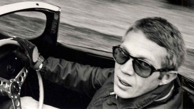 Steve McQueen's dream project was Le Mans, about the 24-hour endurance race in France.