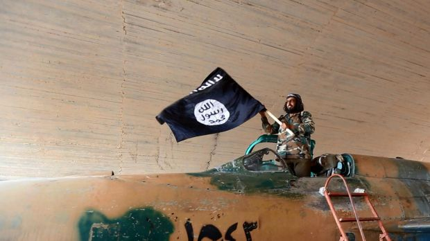 The Australian was killed instantly when an Islamic State explosive device blew up.