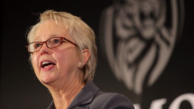 Tigers president Peggy O'Neal.