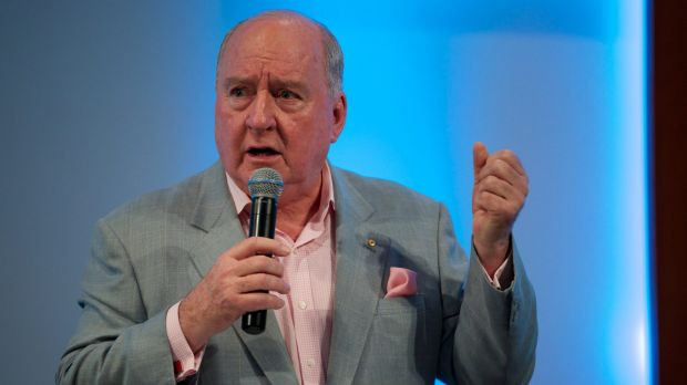 """There'll be a hell of a story that'll be told about you"": Alan Jones"