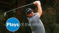Steven Bowditch in the Plays of the Week.