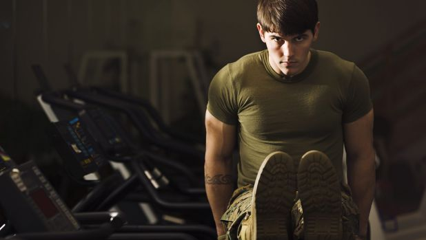 Thank goodness: Angry fitness trainers are out of fashion.