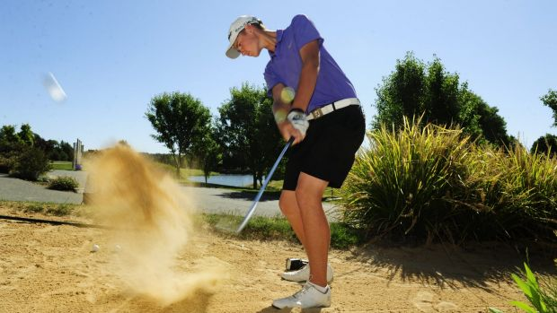 Canberra junior Josh Armstrong will go to America next week as he sets his sights on turning professional.