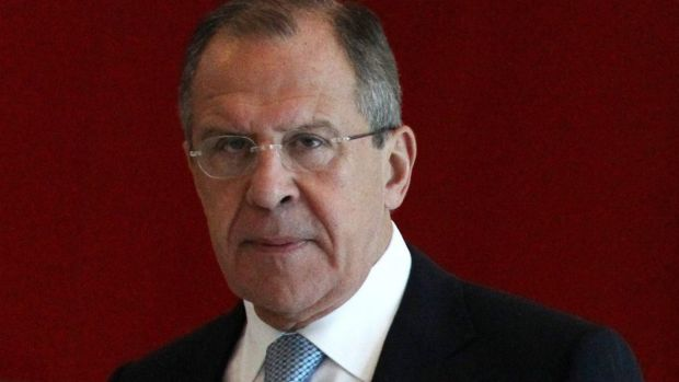 Russian Foreign Minister Sergei Lavrov at one point accused German police of a cover-up.