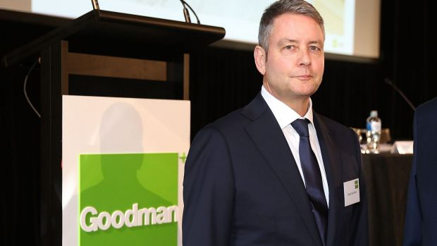 Goodman chief executive Greg Goodman said the group continues to capitalise on the strong global demand for modern, high ...