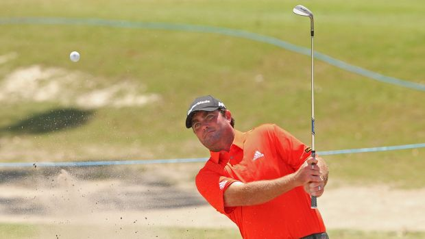 In good nick: Steven Bowditch has made a concerted effort to improve his fitness and the results are showing.