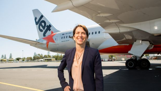 Jetstar chief executive Jayne Hrdlicka says airports must reduce their fees and charges or risk disrupting Australia's ...