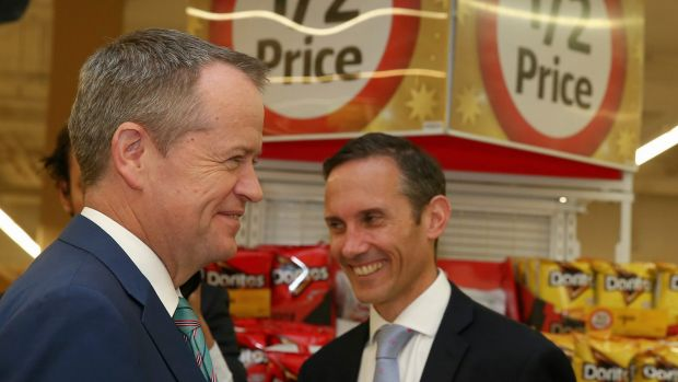 Opposition Leader Bill Shorten has already declared all out war on any increase in the GST.