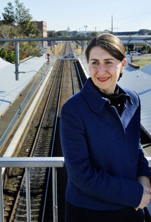 Gladys Berejiklian's natural caution has contributed to a remarkably low profile for a NSW Treasurer..