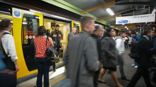 The new trains have been ordered to service the Blue Mountains, the Illawarra, Newcastle and the Central Coast.