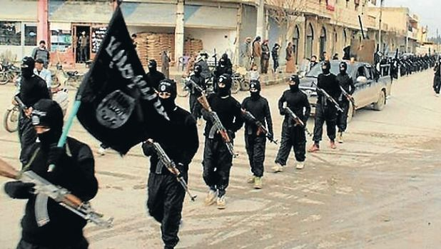 The number of foreign fighters travelling to join IS has fallen.