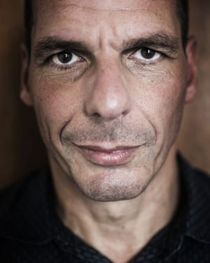 Varoufakis' interest in Europe's currency union goes back to his days as an academic at Sydney University.