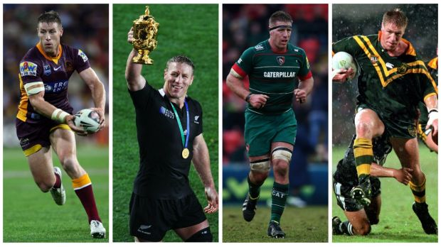 Man for all seasons: Brad Thorn.