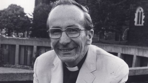 Former Melbourne Archbishop Frank Little to have his name erased from history of his former college