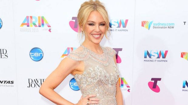 Despite Kylie Minogue and Jade both attending the ARIAs last week, their paths have never crossed.